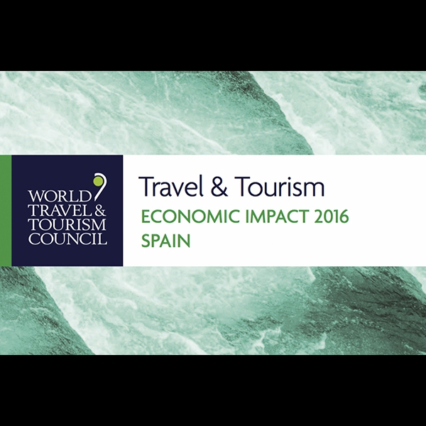 Informe Anual del World Travel & Tourism Council para España